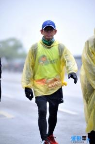 「跑步照片故事」終身難忘的日月潭環湖路跑