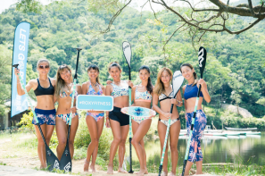 【活動】夏日玩水也要動!ROXY GIRLS 體驗 SUP YOGA
