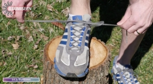 綁鞋帶的小技巧 腳後跟水泡Out!