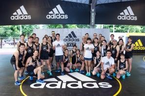 2018「adidas Sports Base」