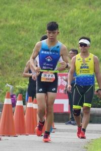 跑步-終點前-23456 /網友 林英貴