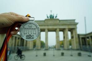 初馬2:54:20完賽Berlin Marathon 2017