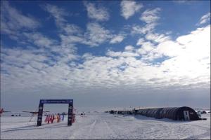 南極100公里超級馬拉松賽後感