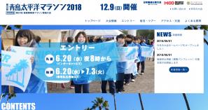 第32回2018日本宮崎青島太平洋馬拉松