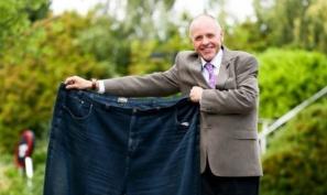 【新聞】簡直認不得!他兩年減掉 131 公斤 當選年度苗條先生