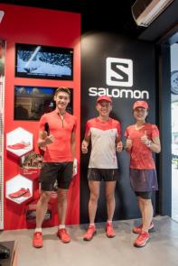 【賽事】Salomon X-Trail Run 賽前見面會 中國野跑一哥閻龍飛現身分享