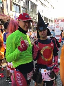 從零(度)開始-日本熊本馬拉松醫護鐵人參賽紀實