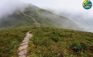 【無懼障礙試煉】Lantau 2 Peaks