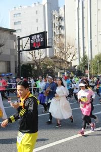 東京馬拉松側拍 (奇人異士篇)