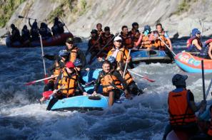 【賽事】夏季家族旅行的首選賽事 秀姑巒溪國際泛舟鐵人賽