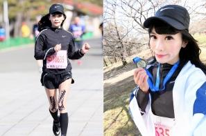 廢物人妻來去大阪跑一場 - 關西機場泉州國際馬拉松 #決戰10K到底行不行