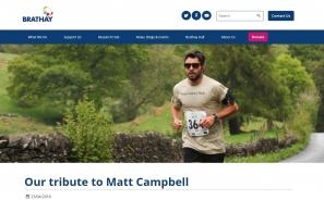 【用雙腳為跑手完夢】Finish For Matt
