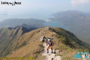 Lantau Peak - Time 0919-1004
