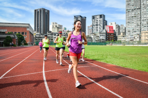 【活動】女孩們跑到飛起來了 運動筆記配速列車 x NIKE 女性速度團練