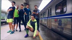 【賽事】跑步史上頭一遭 鐵道馬拉松接力賽 1/7 報名