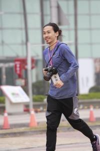 終點前100公尺 /網友 Yunyun Chen