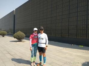 【人物】順勢而行,樂在其中 - 穿丫拖由香港跑3000公里到遼寧的Richard Ho何炳根