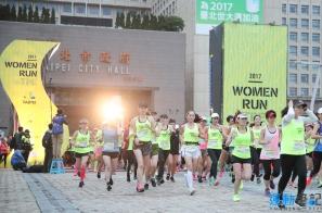 郭老師的跑步教室》2017 台灣路跑場次統計與對岸馬拉松動態