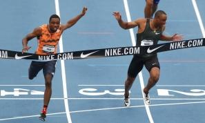 【新聞】田徑/百公尺 9 秒 88! 美跑將飆本季最快速