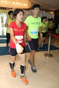 台南香格里拉大飯店38F-終點女子組