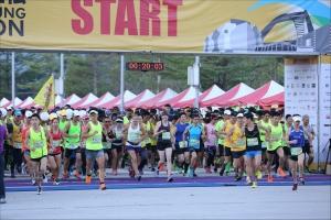 岱宇國際台中馬拉松   外籍選手囊括全半馬男女冠軍