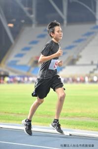 第五組 /社團法人台北市長跑協會