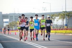 2.6K處(新港三路高鐵六路口) /網友 Mango Pan