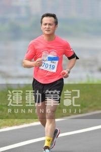 【21km組】終點前200M