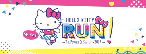 【賽事】萌系路跑再度來襲 Hello Kitty Run 2017 春天擁抱Kitty迷
