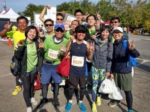 玩轉大地舉辦的路跑活動-勇腳組(26.5km)-總排名第二名感想