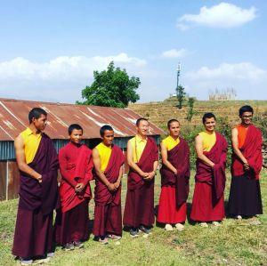 【新聞】七個喇嘛,七個跑者,七顆想重建家園的心