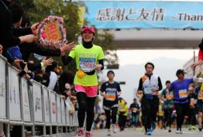 【賽事】從友誼與感謝出發 情義縱橫的神戶馬拉松