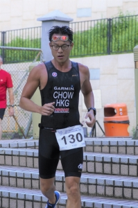 Repulse Bay淺水灣鐵人兩項TriHK Aquathon Race 1