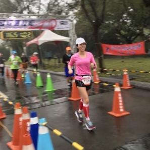 台北超馬106K-冷雨中的12小時自我挑戰