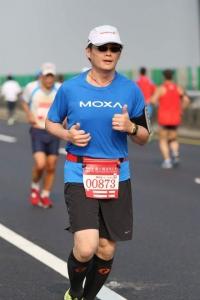 2015.臺北國道馬拉松