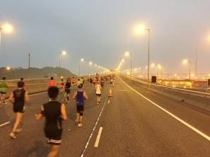 香港渣打馬拉松2018 比賽結果