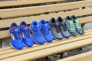 【產品】BROOKS 經典鞋款解析不同跑者的四大象限