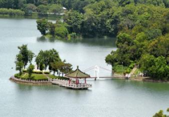 澄清湖三景 6.4K