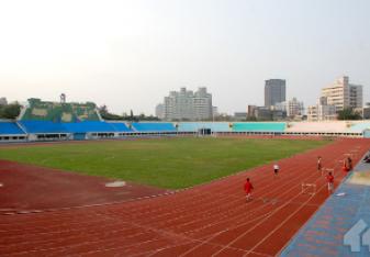 新竹市立體育場田徑場 400M