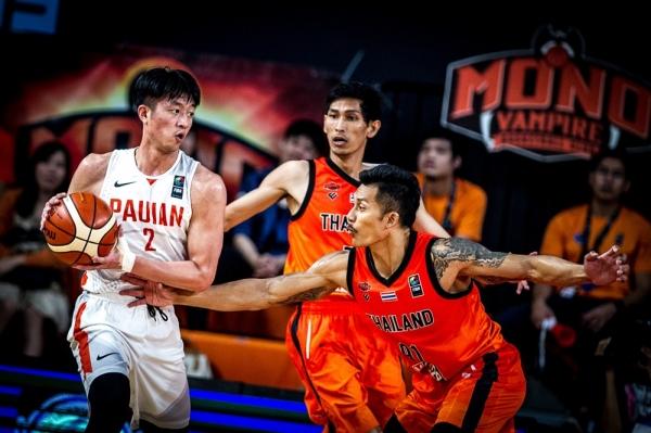 FIBA亞洲冠軍盃 璞園對泰國MONO