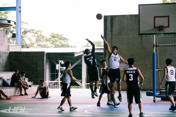 第十二屆CUBL 政大籃球聯盟