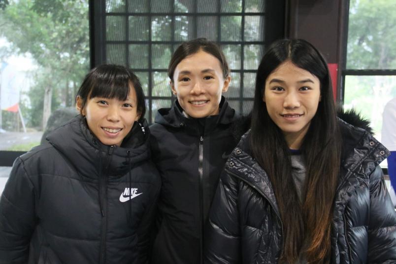 【新聞】三年期圓夢贊助 支持女子長跑好手挺進奧運
