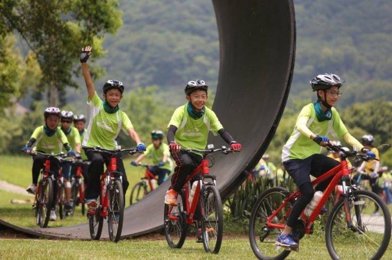 【活動】自給自組!臺體大&美利達單車夏令營熱烈報名中