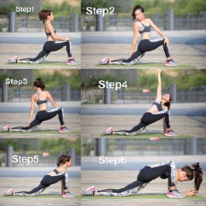 【綜合訓練】舒展全身的利器 跑者的瑜珈三招