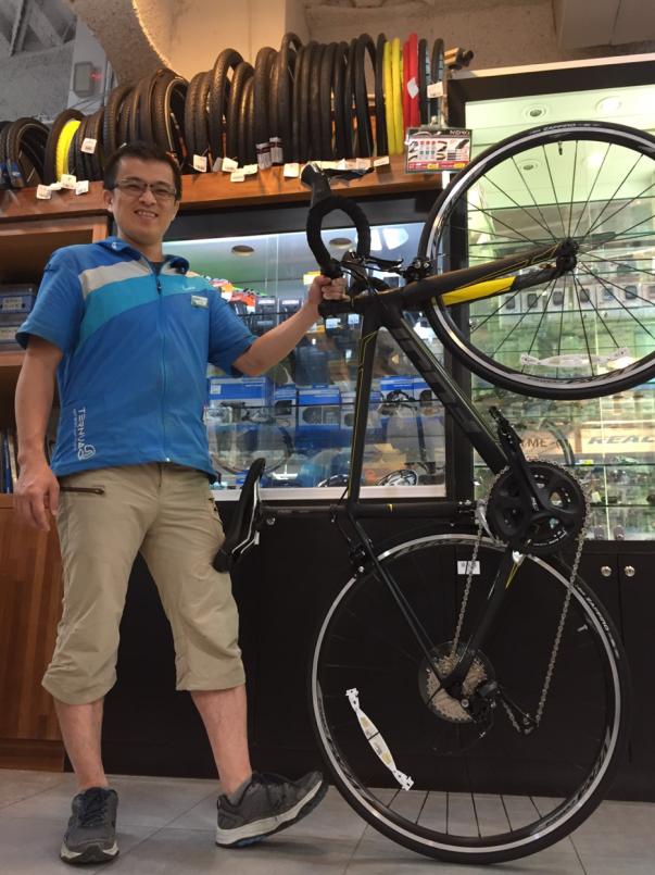 【維修】環島前自行車簡易調整