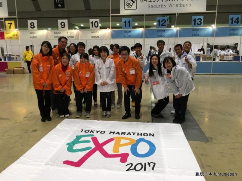 【賽事心得】以跑者以外的身份參與 台灣志工在東京馬