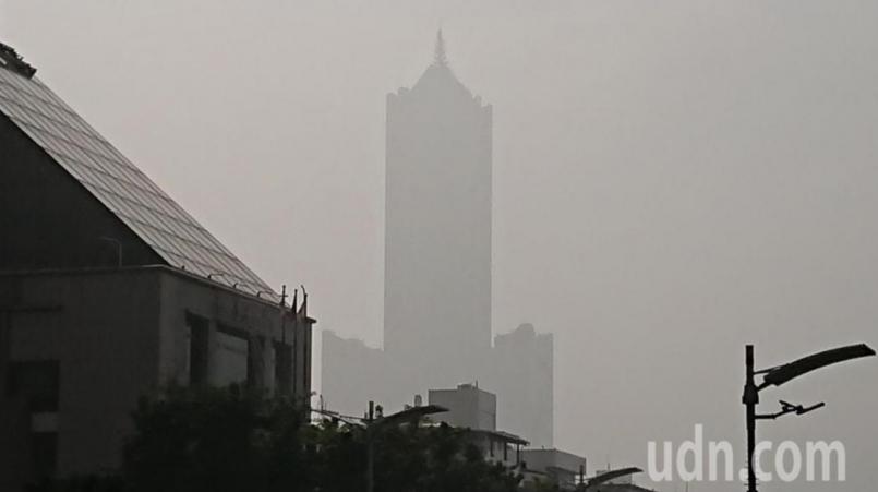【健康】高雄空氣髒度爆表 環團幹譙 府:已啟動應變機制