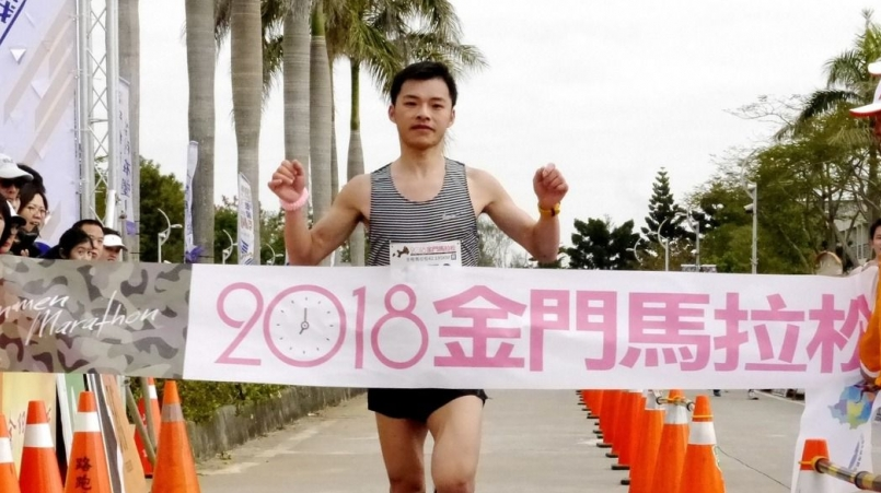 【賽事】何盡平開訓練菜單 李易勳衝出國內冠軍