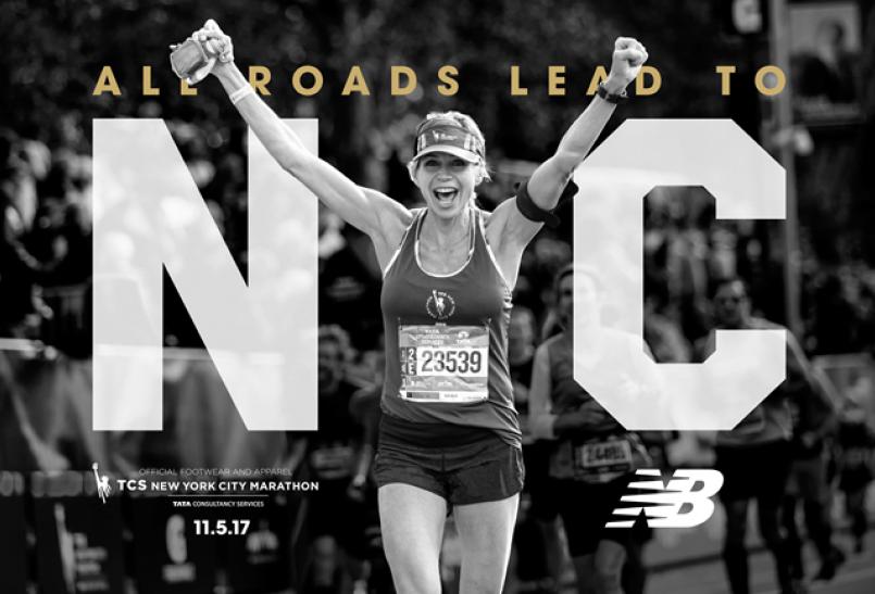 【新聞】New Balance 打造 NYC 全系列裝備 帶領前進「紐約馬拉松」夢幻殿堂!