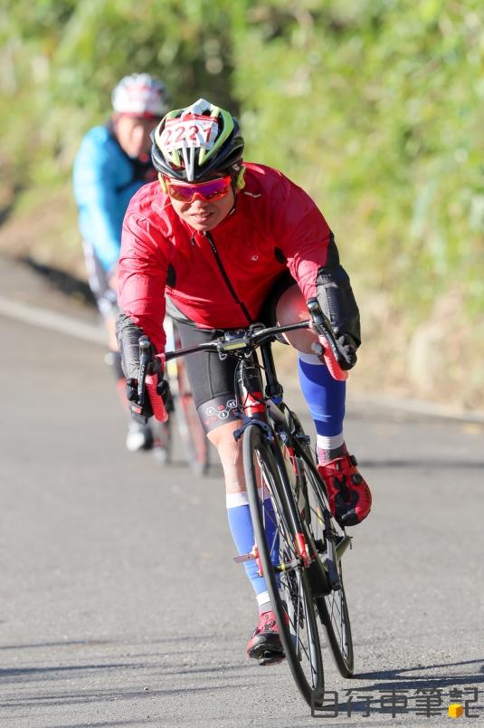 【活動】大嘉義騎跑 頂著低溫征服36彎